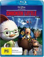 Chicken Little 2007 AUS Blu Ray