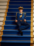 Descendants - Ben on Stairway