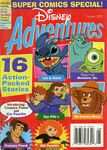 Disney Adventures Magazine cover Comics 2002