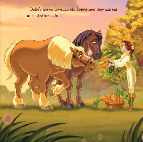 File:Disney Princess - A Horse to Love - Belle (2).jpg