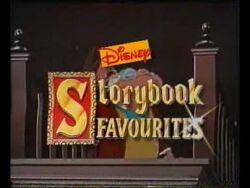 Disney storybook favourites logo