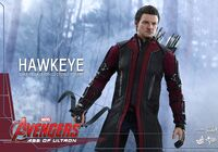 Hawkeye AOU Hot Toys 10