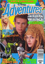 Hayden and natalie on the disney adventures magazine