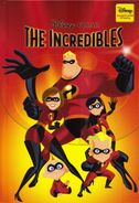 Incredibles wonderful world of reading hachette