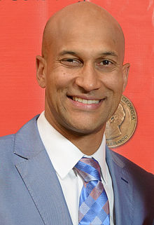 Keegan-Michael Key Peabody 2014 (cropped)