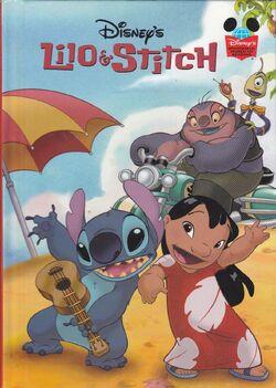 Lilo and stitch wonderful world of reading