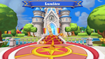 Lumière Disney Magic Kingdoms Welcome Screen