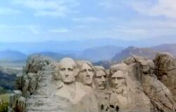 Mount Rushmore Trail Mix Up
