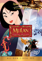 Mulan SE 2004 UK DVD