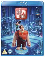 Ralph Breaks the Internet UK Blu-ray