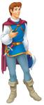Snow white's prince