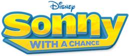 Sonny with a Chance logo