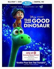 The Good Dinosaur Blu-Ray Target