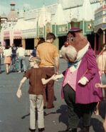 The Walrus Disney Character Costumes