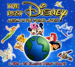 The best disney album in the world ever
