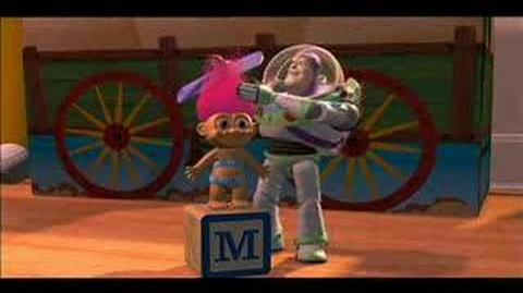 Toy Story - Vreemd Spel