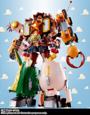 Woody Robo Sheriff Star