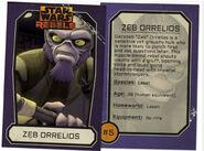 Zeb Card