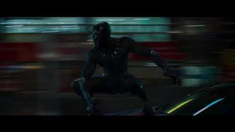 Чёрная Пантера - Король взойдёт на трон
