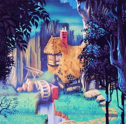 Aurora's cottage graphic 1