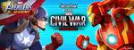 Avengers Academy Civil War Event