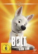 Bolt 2017 Germany DVD
