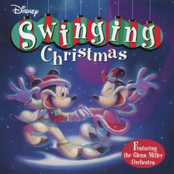 Disney swinging christmas