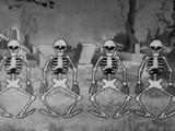 Los Esqueletos Bailarines