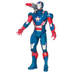 Iron Patriot 10'' Action Figure 1