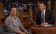 Mark Wahlberg visits Jimmy Fallon