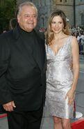 Mira and pop Paul Sorvino