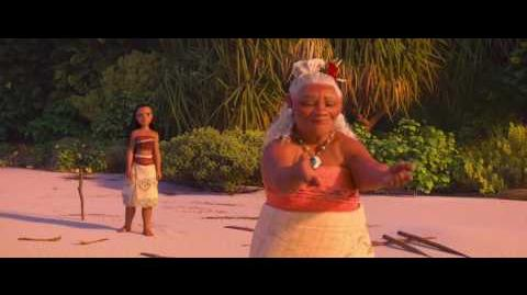 Moana - Is There Something You Want To Hear? clip