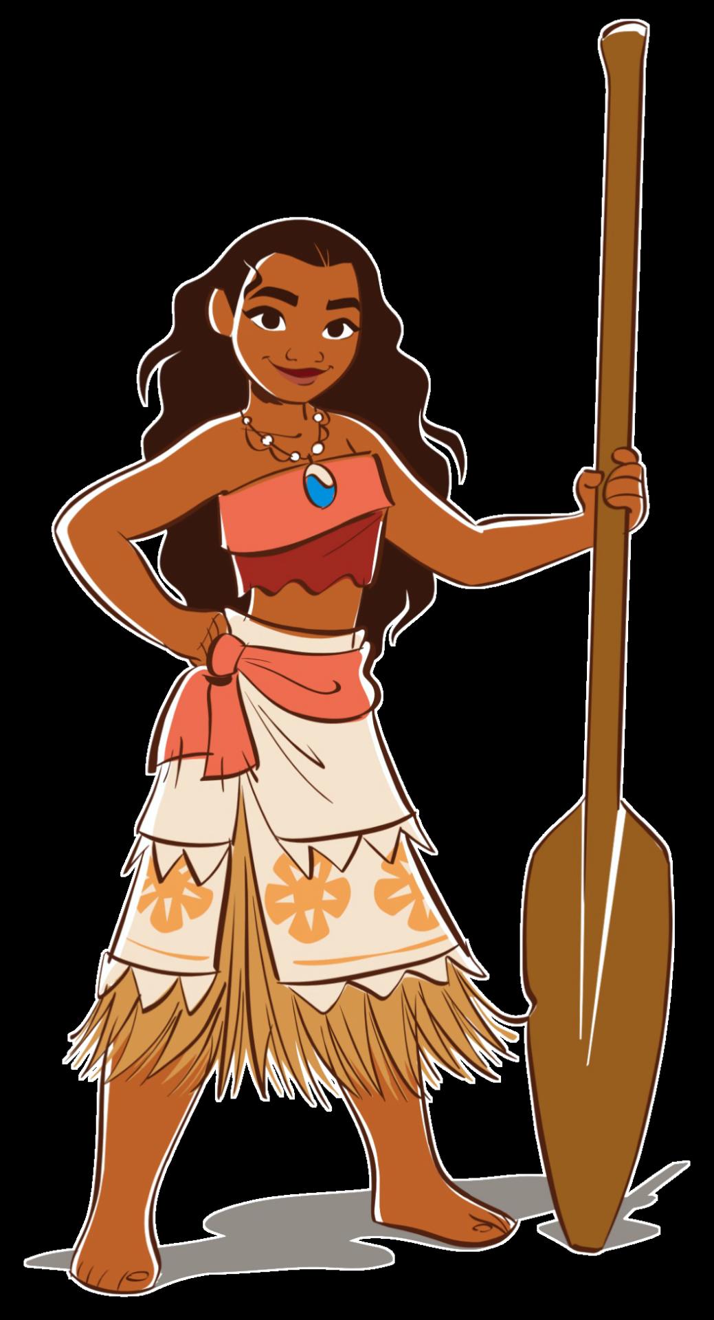 Image - Moana 2D Artwork.png | Disney Wiki | FANDOM