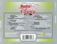 Radio disney jams vol 11 back
