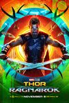 Thor Ragnarok Thor Poster