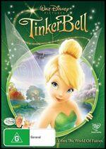 Tinker Bell 2008 AUS DVD