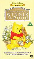 Winnie the Pooh UK VHS