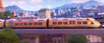 Zootopia Train