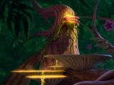 El Árbol de Polvo de Hadas