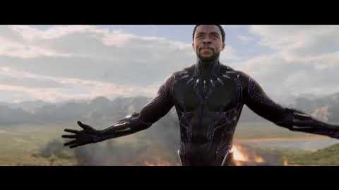Чёрная Пантера - Да здравствует король!