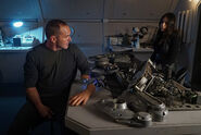 Agents of S.H.I.E.L.D. - 5x09 - Best Laid Plans - Photography - Coulson and Daisy