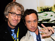 Andy Dick Pauly Shore Adult Entertainment Expo