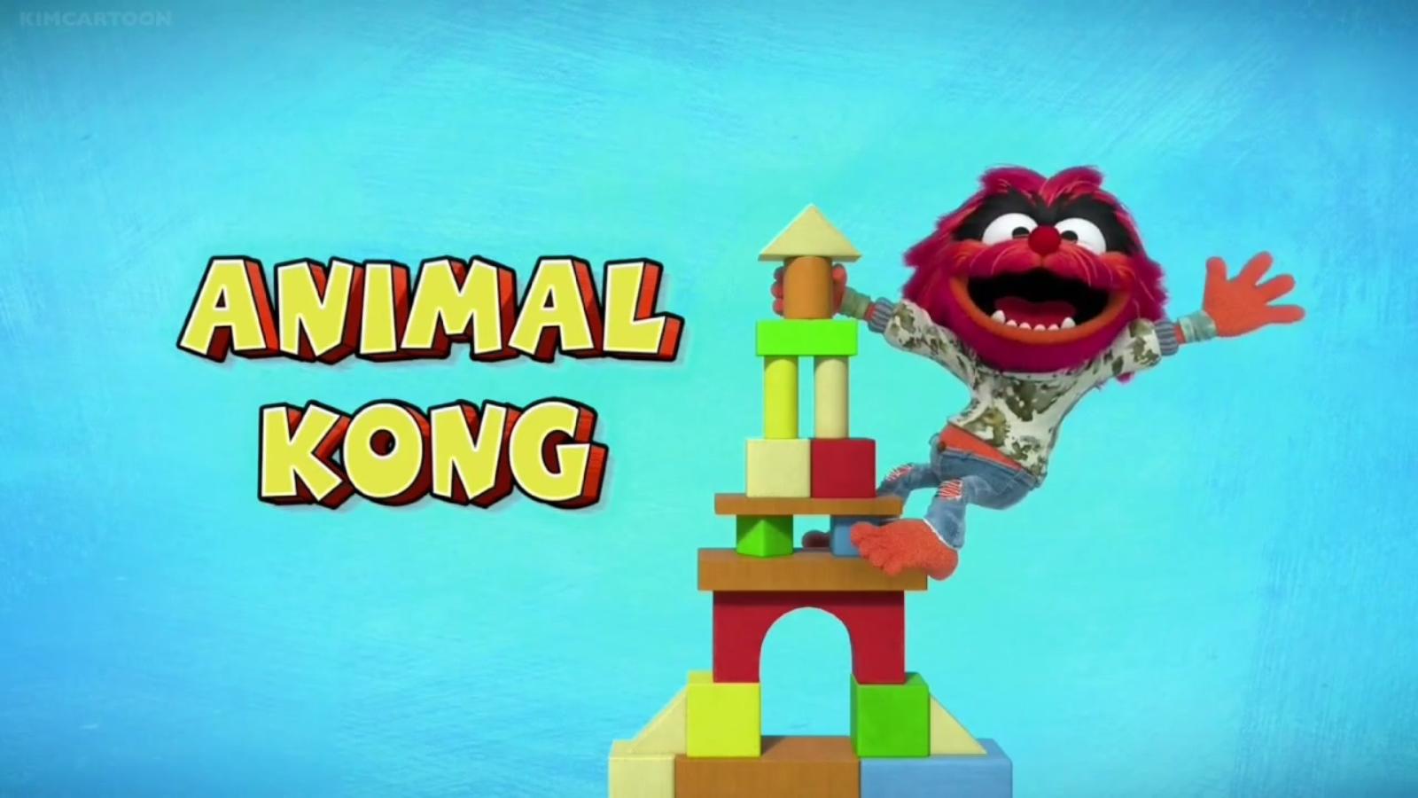 Animal Kong   Disney Wiki   FANDOM powered by Wikia