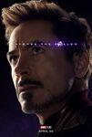 Avengers Endgame - Iron Man poster