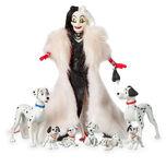 Disney Designer Collection Doll 2017 Cruella