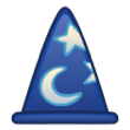 Disney Emoji Blitz - Emoji - Sorcerer Hat