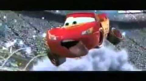 Disney Pixar Cars 2006 TV Spot Time Magazine