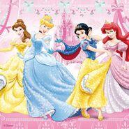 Disney Princess Promotional Art 18
