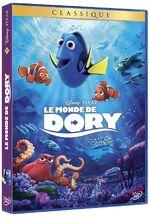 Finding Dory DVD France