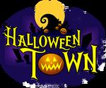Halloween Town Logo KH